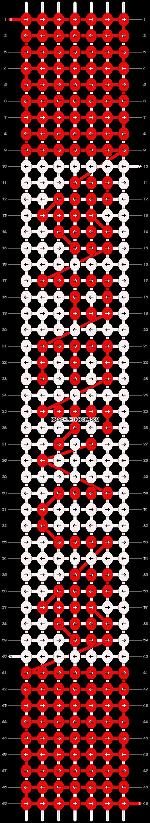 Alpha pattern #31273 pattern