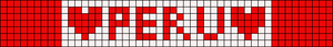 Alpha pattern #31273