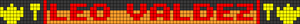 Alpha pattern #31275