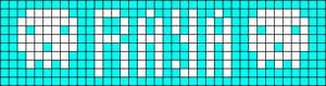 Alpha pattern #31278