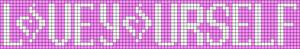 Alpha pattern #31283