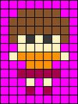 Alpha pattern #31295