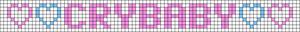 Alpha pattern #31325