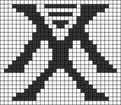 Alpha pattern #31327