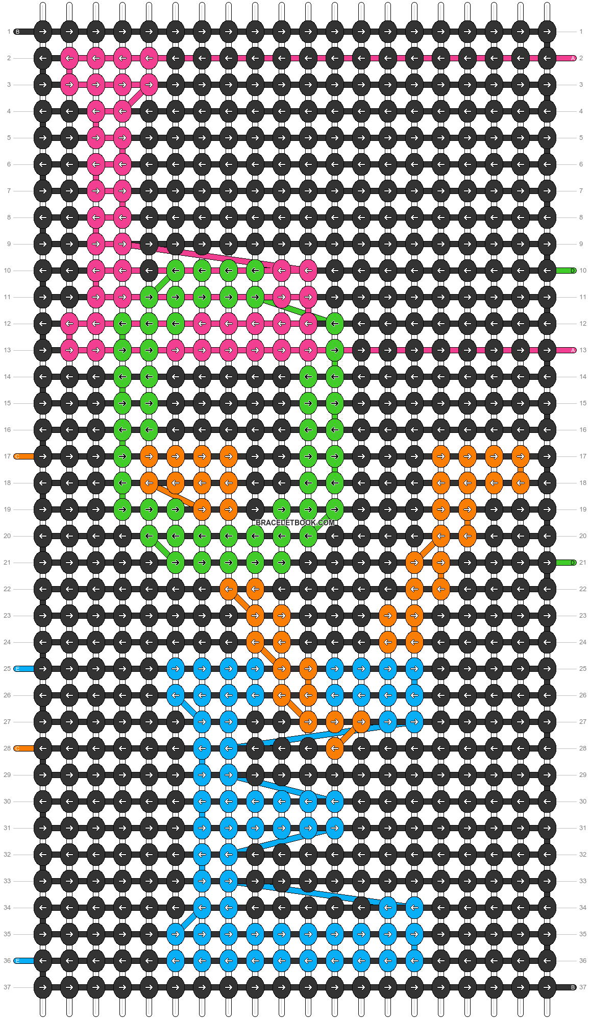 Alpha pattern #31377 pattern
