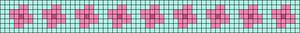 Alpha pattern #31379