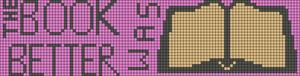 Alpha pattern #31382