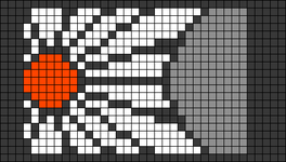 Alpha pattern #31387