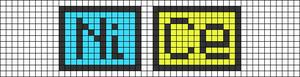 Alpha pattern #31392