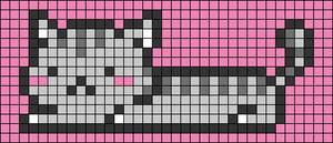 Alpha pattern #31401