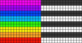 Alpha pattern #31410