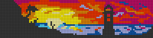 Alpha pattern #31419