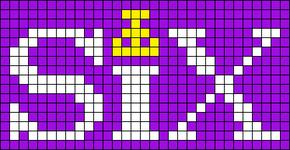 Alpha pattern #31427
