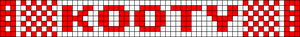 Alpha pattern #31488