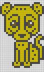 Alpha pattern #31489