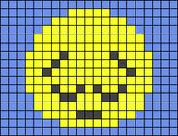 Alpha pattern #31497
