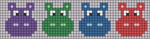 Alpha pattern #31498