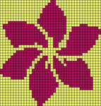 Alpha pattern #31503