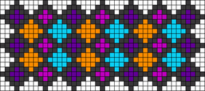 Alpha pattern #31524
