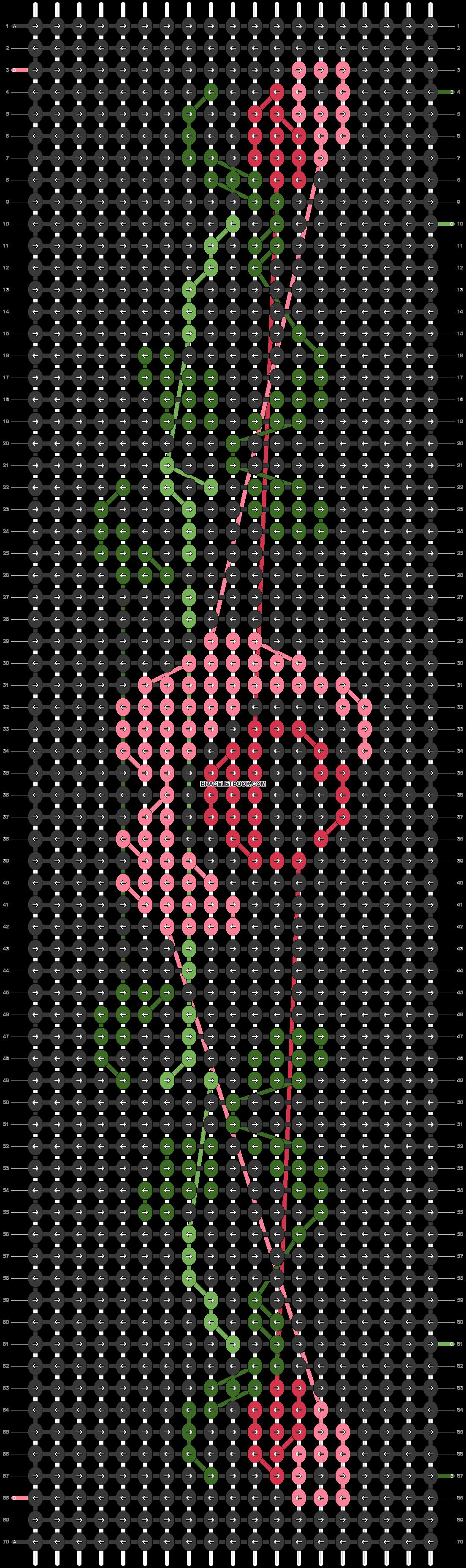 Alpha pattern #31526 pattern