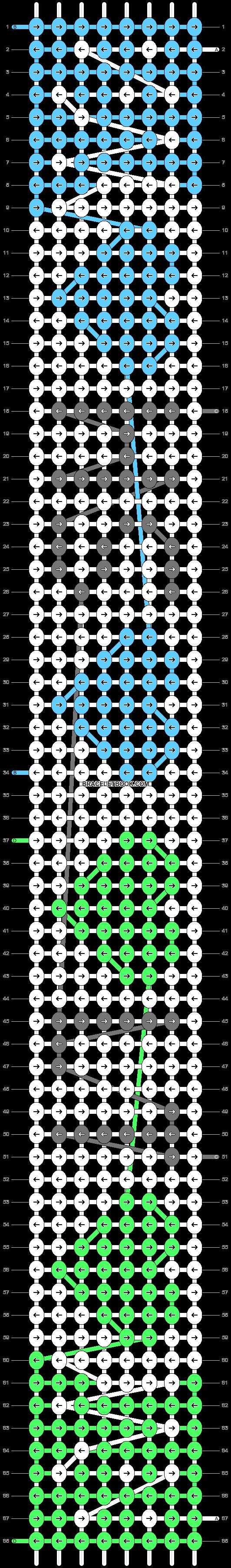 Alpha pattern #31533 pattern