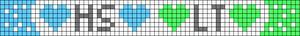 Alpha pattern #31533