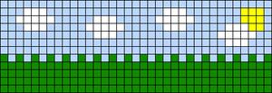 Alpha pattern #31538