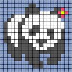 Alpha pattern #31541