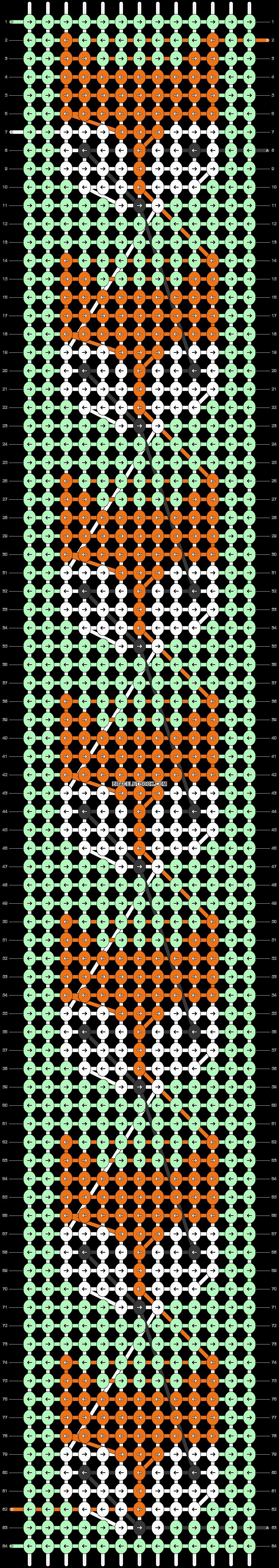 Alpha pattern #31543 pattern