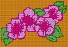 Alpha pattern #31544