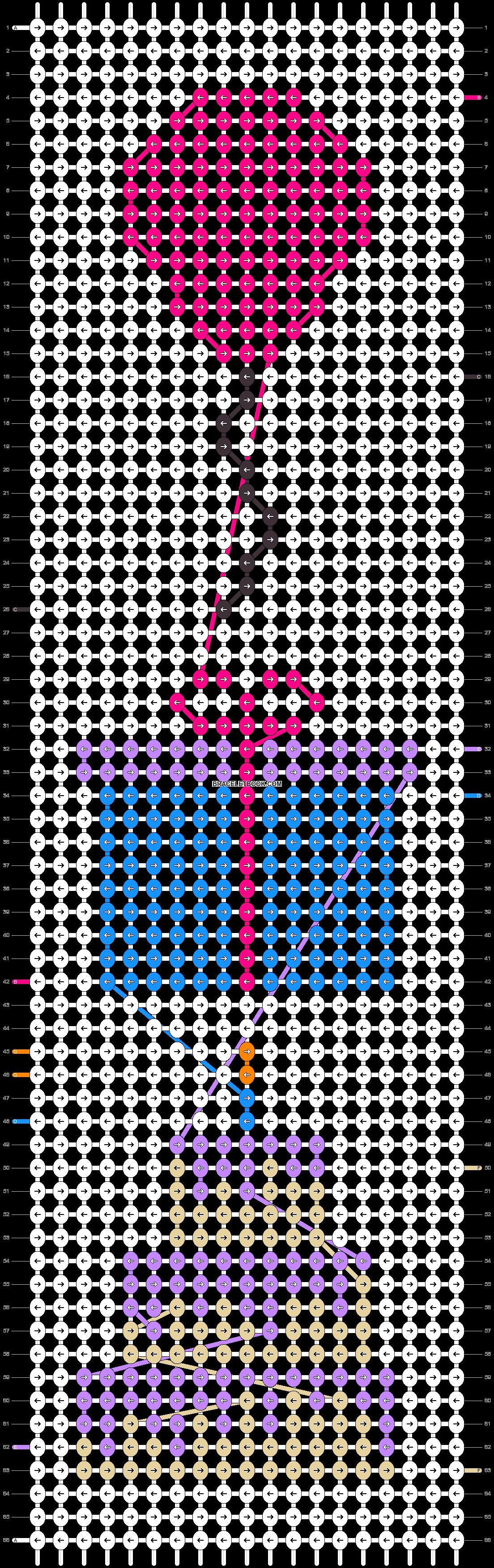 Alpha pattern #31547 pattern