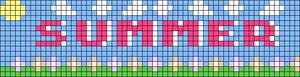 Alpha pattern #31548