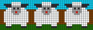 Alpha pattern #31549