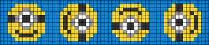 Alpha pattern #31551