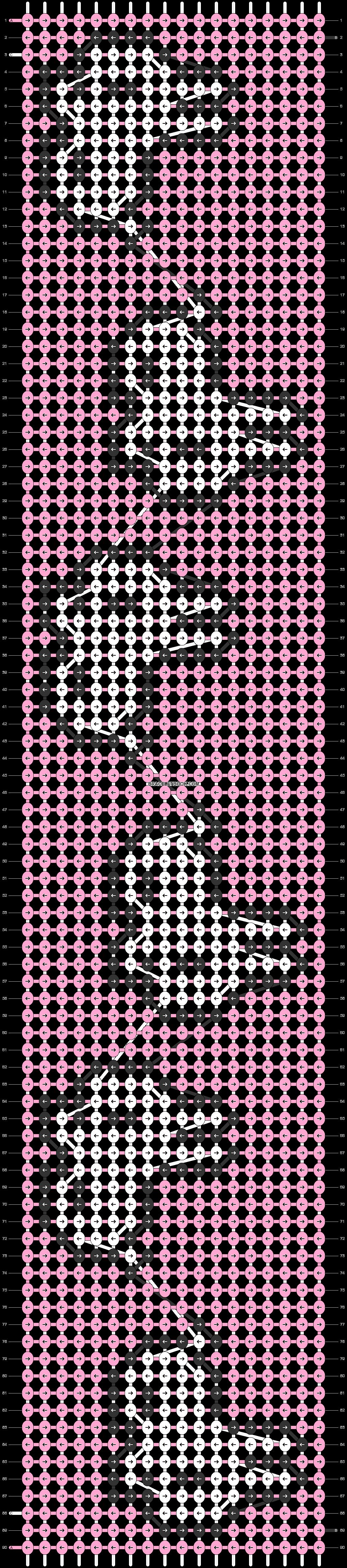Alpha pattern #31552 pattern