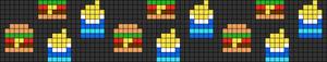 Alpha pattern #31556