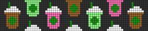 Alpha pattern #31557