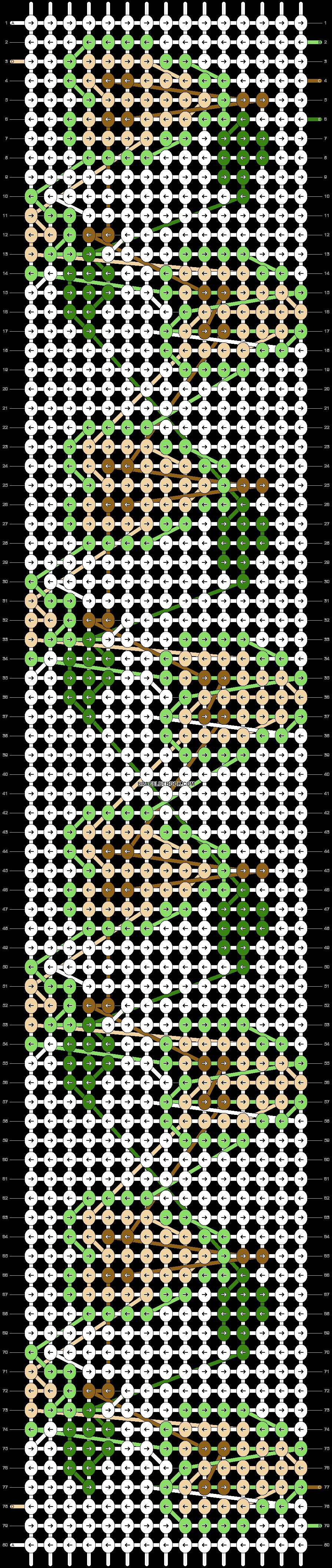 Alpha pattern #31559 pattern
