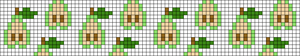 Alpha pattern #31559