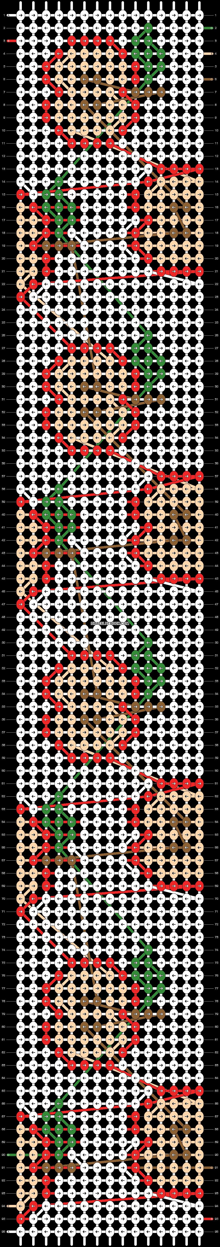 Alpha pattern #31560 pattern
