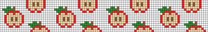 Alpha pattern #31560