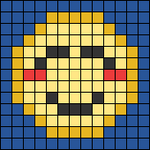 Alpha pattern #31562