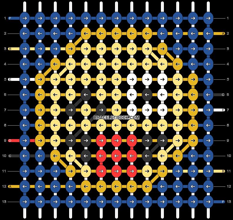 Alpha pattern #31566 pattern