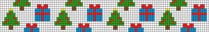 Alpha pattern #31569