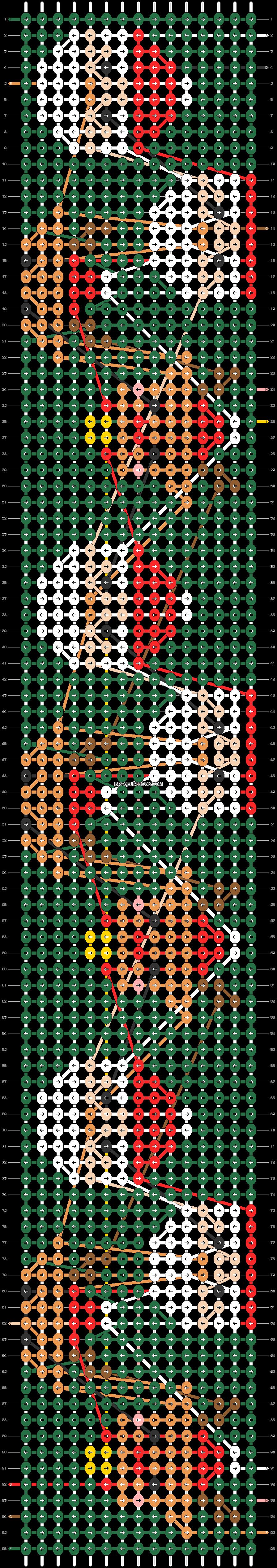 Alpha pattern #31570 pattern