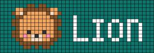 Alpha pattern #31572