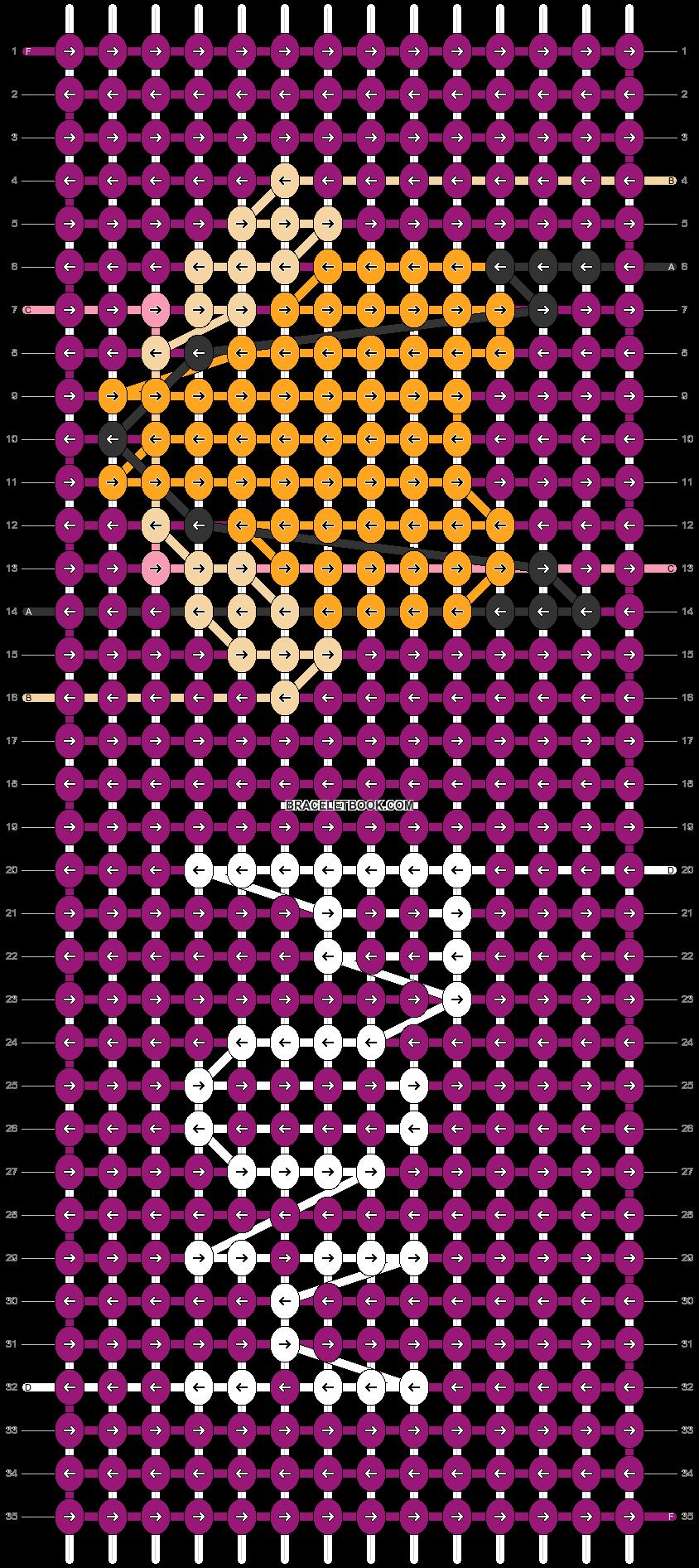 Alpha pattern #31573 pattern