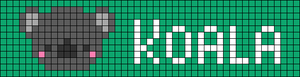 Alpha pattern #31574