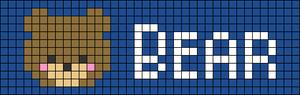 Alpha pattern #31575