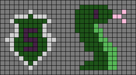 Alpha pattern #31581
